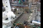 "PLATFORM CONVEYOR FOR "" MULTI-TASK "" PACKAGING ROBOT"